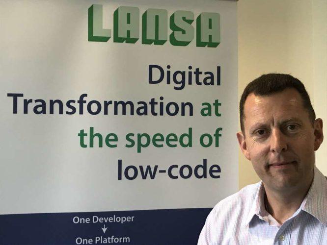 Martin Fincham, CEO - LANSA