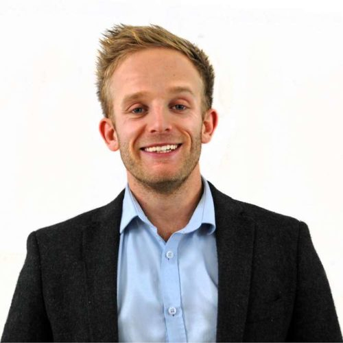 Pete Gatenby, head of sales and marketing at B60