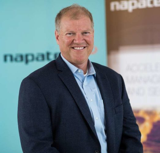 Rick Truitt, Vice President, Financial Services, Napatech