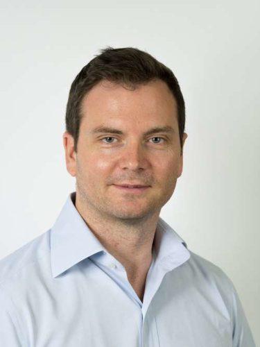 Simon Raymer, Chief Information Officer, Fraedom