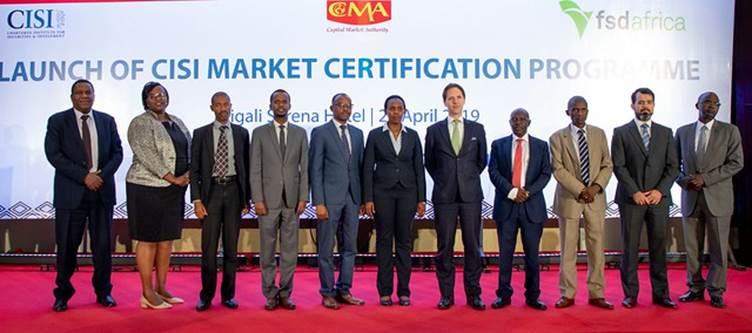 FSD Africa, CISI and CMA partner to strengthen Rwanda's capital market