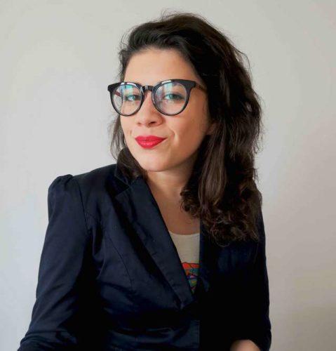 Marie Tatibouet, CMO of Gate Technology