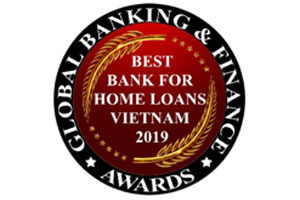 Tien Phong Commercial Joint Stock Bank (TPBank) Awarded for Best Bank for Home Loans Vietnam 2019