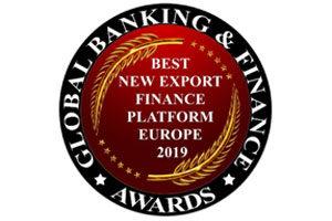 Fineon Exchange AwardedBest New Export Finance Platform Europe 2019