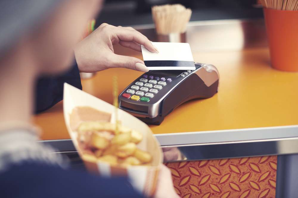 Have contactless cards become the tool of choice for low-value payments? 1