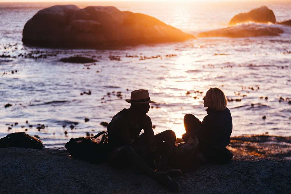 Couples should date for at least seven months before travelling or risk a break-up, say Brits