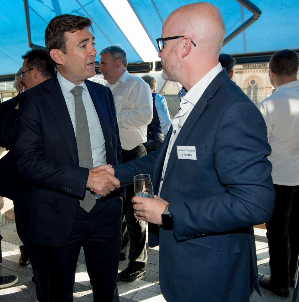 SME growth gets a boost as Greater Manchester Combined Authority commits to B-North 1