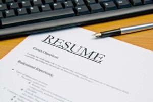 How to make a Resume