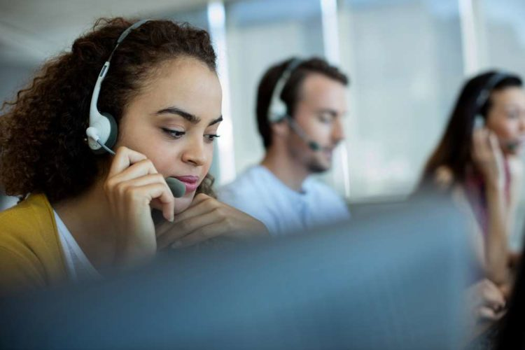 Survey says ease of contact with human customer service is most important in banking, insurance and utilities sectors