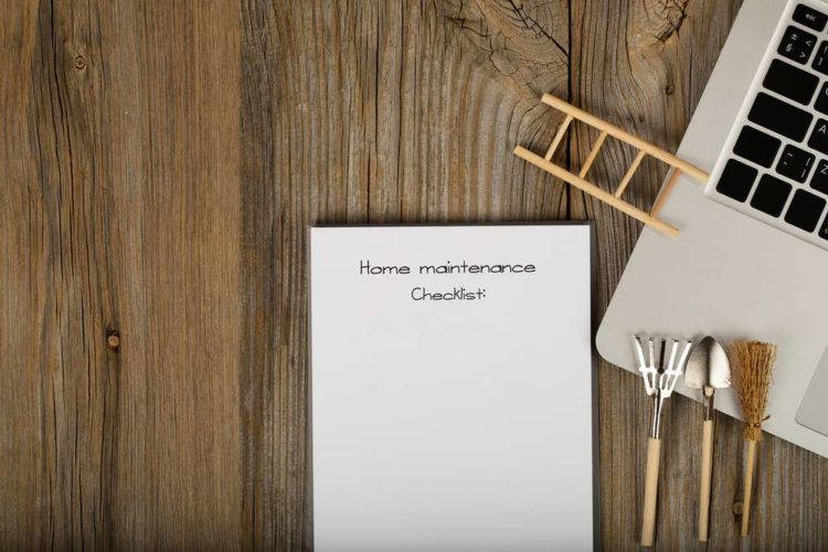 The Comprehensive Summer home maintenance checklist