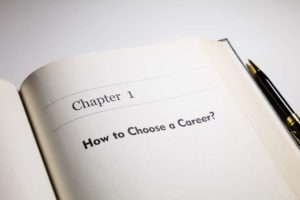 How to choose a career?