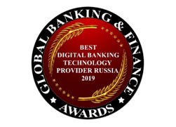 CASHOFF Lab LLC is the 2019 Global Banking & Finance Awards® winner for Best Digital Banking Technology Provider Russia 2019         1