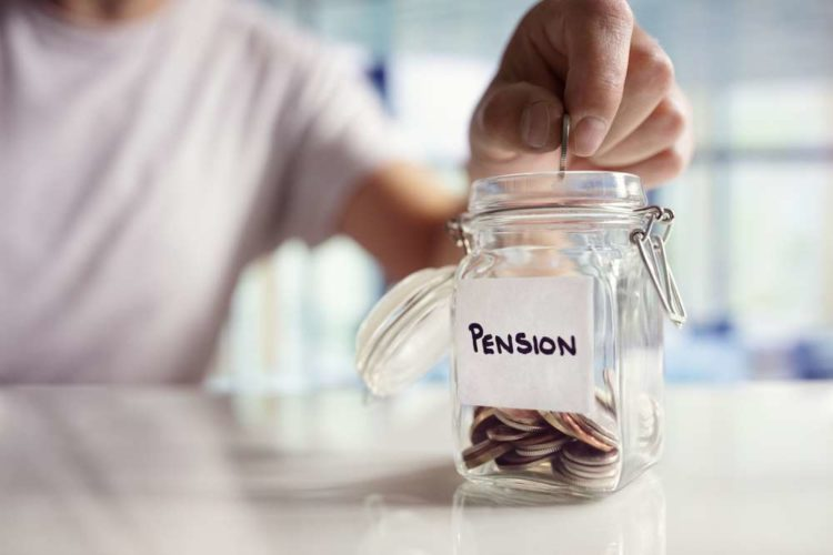 Pension tax charge figures show the government's raids on retirement savings