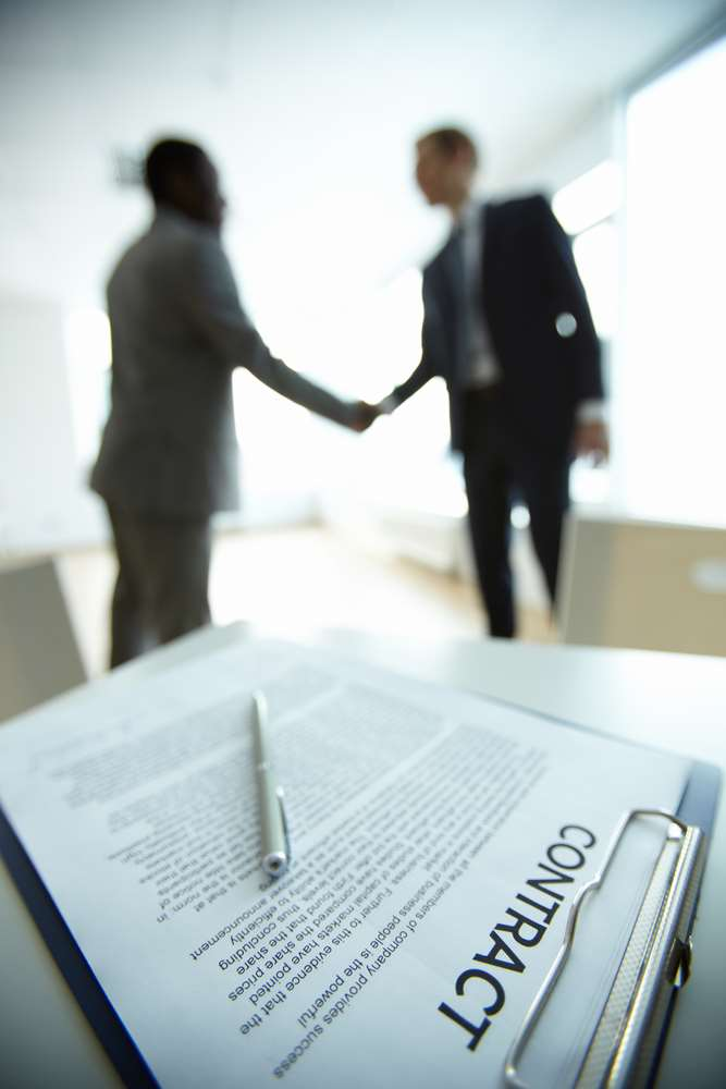 What does contingent mean in real estate?