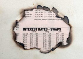Navigating the wild swings in UK interest rate swaps