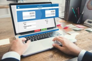 How to find a bank routing number