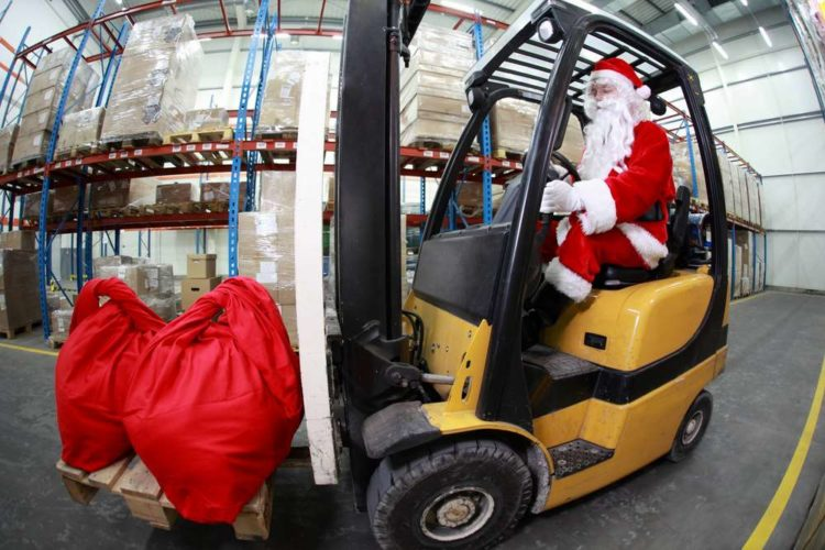 The First Stores to Deliver on Christmas Day Will Have Themselves a Very Merry £1bn Christmas, Says ParcelHero
