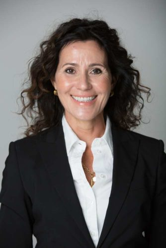 Dr. Kerstin Braun, President of Stenn