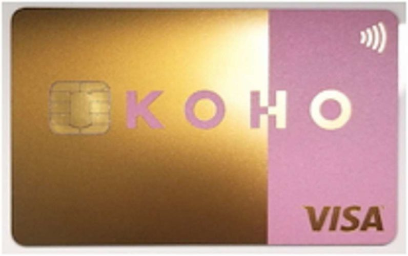 G+D Mobile Security Redefining the Consumer's Experience from Physical to Digital with Canada's First Prepaid Metal Payment Cards for KOHO