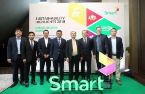 Smart Axiata showcases sustainability and social impact practices in its 10th year of operations