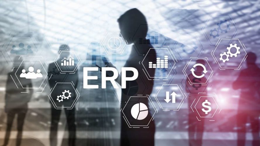 What is Manufacturing ERP Industry 4.0
