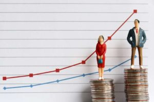 Let's talk about the gender pay gap in financial services