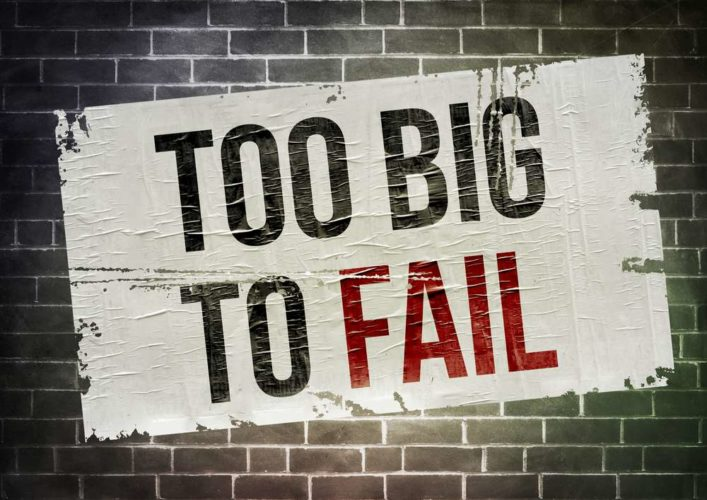 US Stay Rules: Too big to fail?