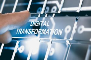 Digital transformation - the role of the C-suite