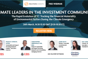 Climate Leaders in Investment