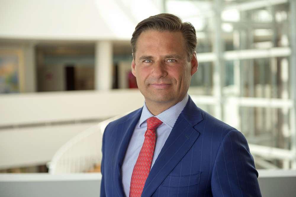 Kim Fournais, Founder and CEO, Saxo Bank