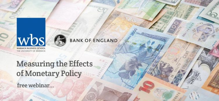 how to measure the effects of monetary policy in the economy