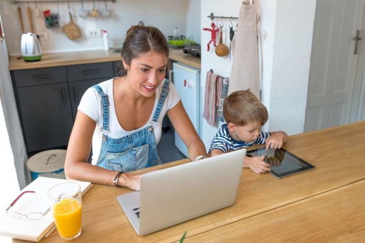 How to make the most of working from home
