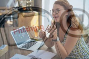 Phishing scams target remote workers