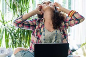 Why working from home could be bad for eye health