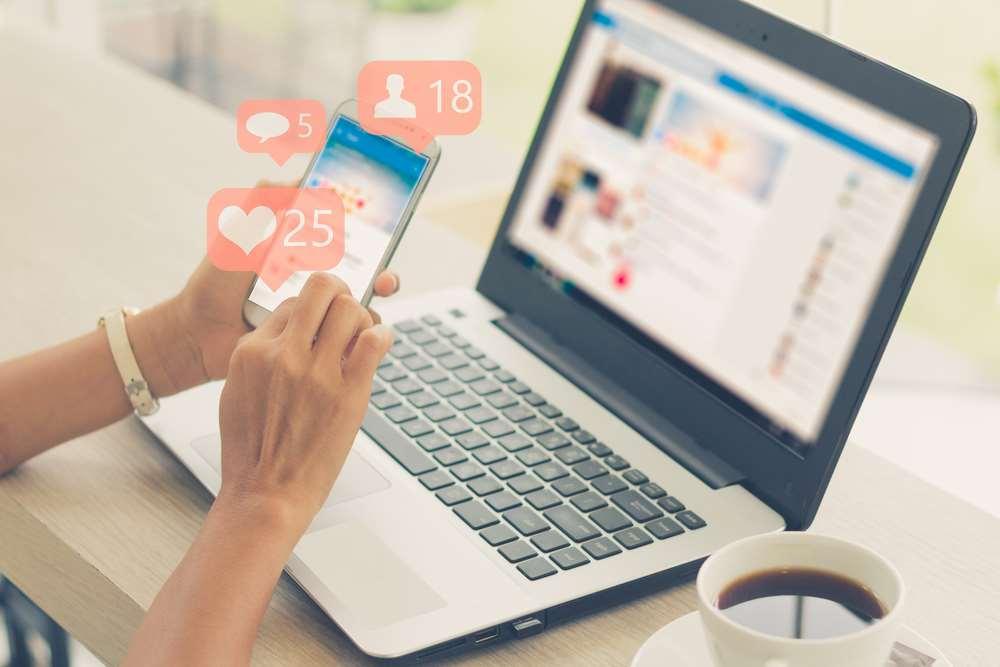 Social media in financial services