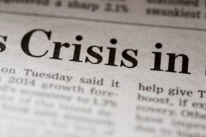 How finance brands can control a crisis on social
