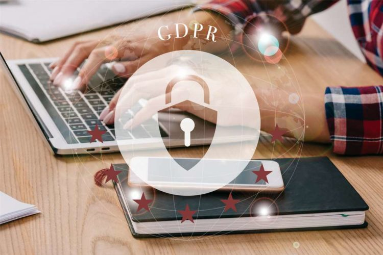 How can Blockchain help financial services comply with GDPR?