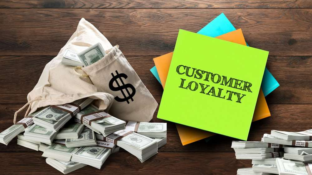Building customer loyalty in financial services