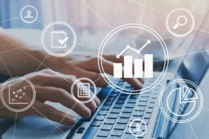 How can cloud-based analytics help banks drive digital transformation