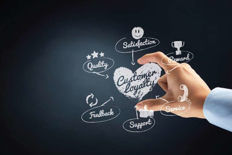 Using loyalty to build strong relationships with your best customers