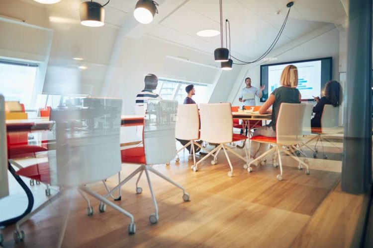 How modern offices and workplaces might adapt after lockdown