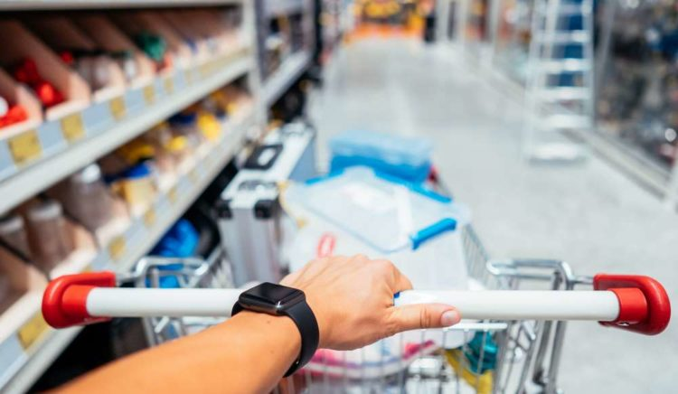 Providing in-store mobility as consumer habits evolve