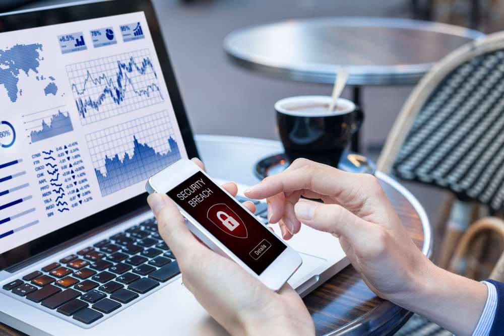 Finance sector continues to risk breaches while mobiles and tablets remain unprotected