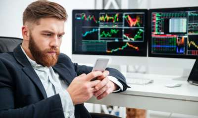Are traders trading in the office?