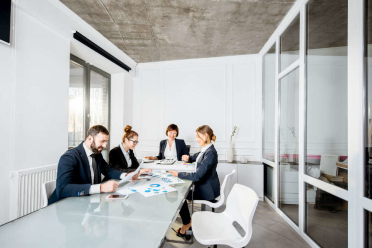 Back to Work Strategy: Safety and Productivity in a Post-COVID Office Space 1