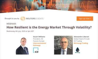 Reuters Events Discuss the Resilience of the Energy Market Through Volatility 15