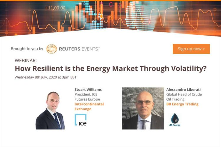 Reuters Events Discuss the Resilience of the Energy Market Through Volatility 1