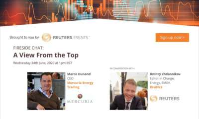 FIRESIDE CHAT_A View From the Top with Mercuria CEO