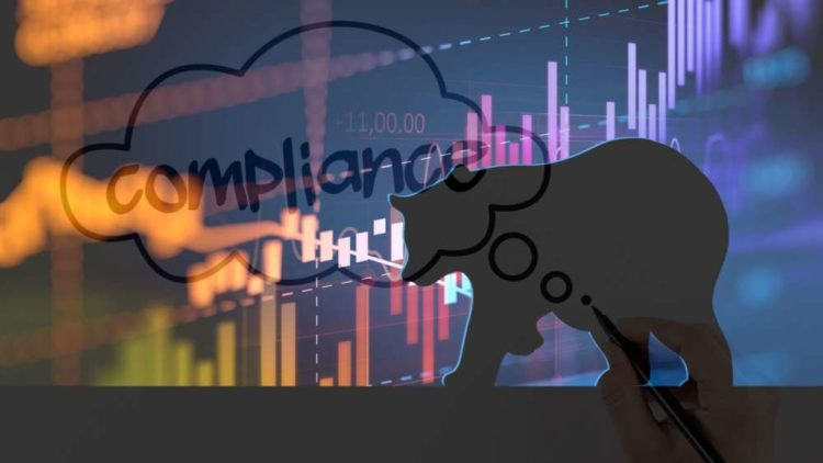 What does the bear market hold for financial compliance? 1