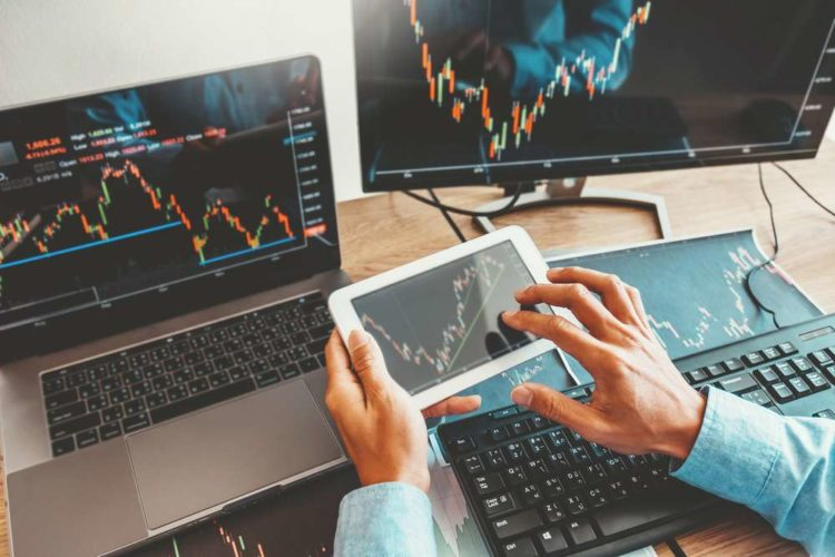 Trading strategies within the algorithm